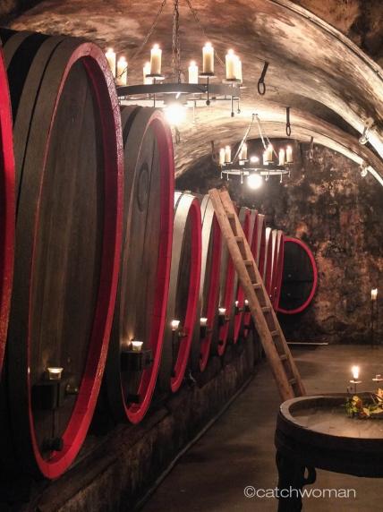 Weinkeller in Sommerach