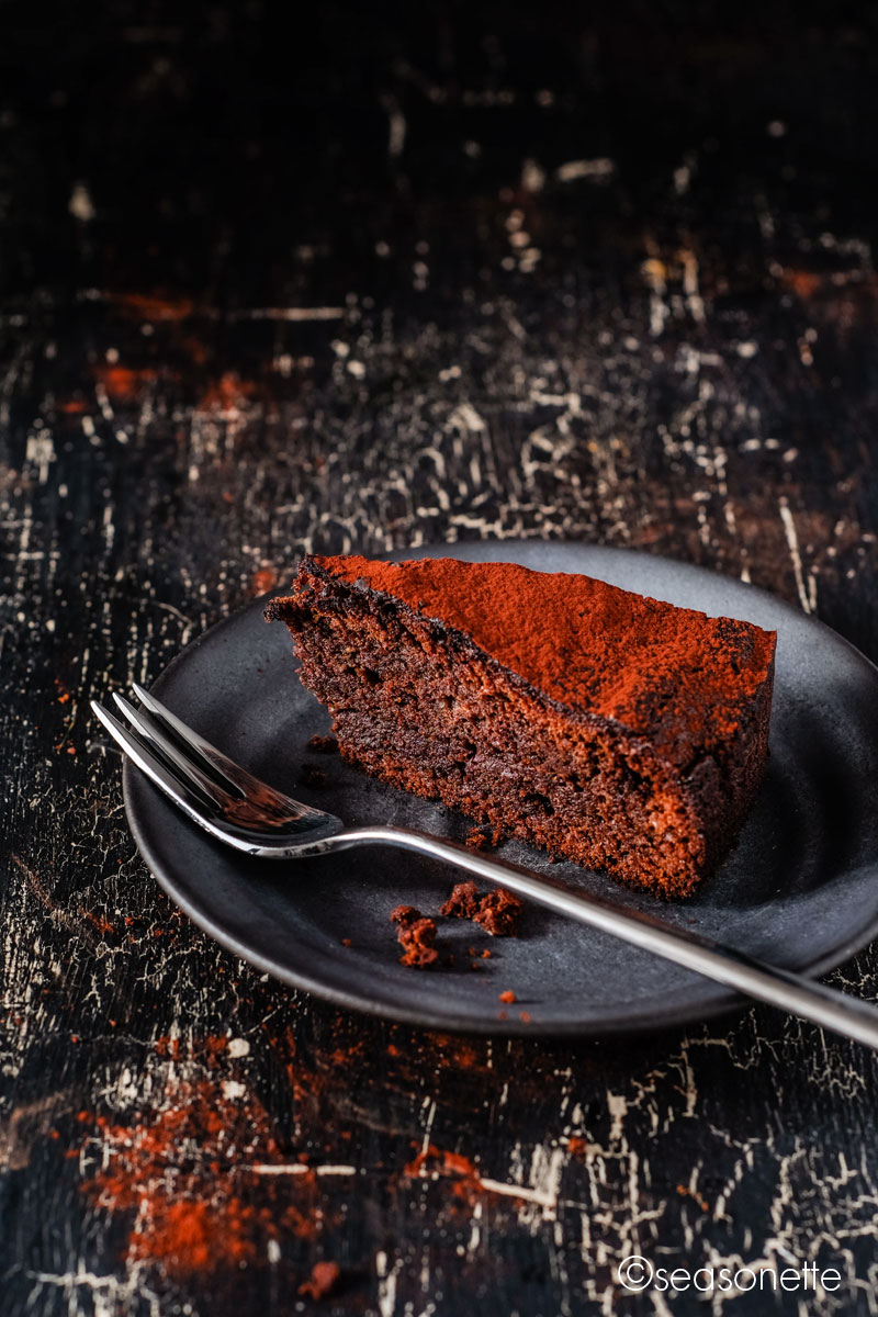 Paleo Schokoladenkuchen
